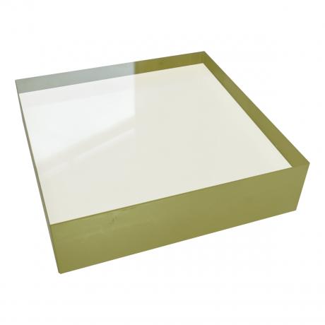 شیشه سربی شفاف
