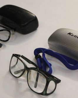 عینک سربی معمولی