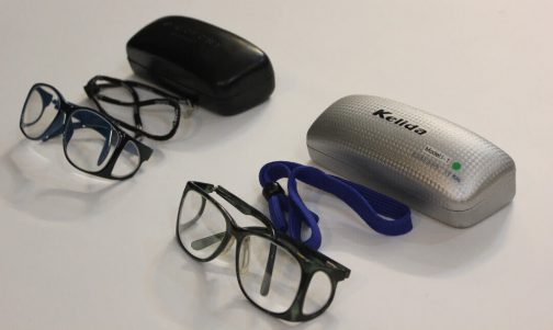 عینک سربی دو نوع