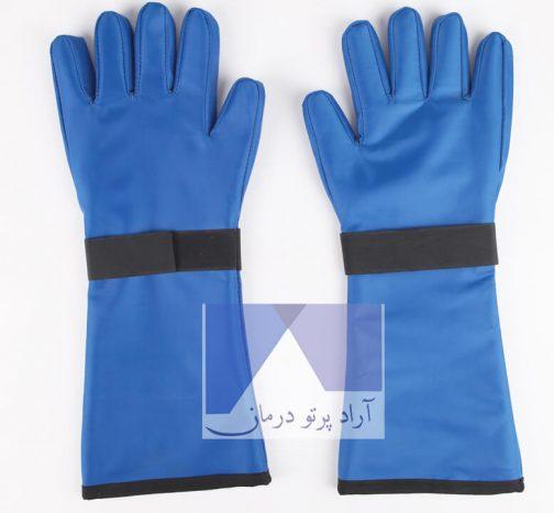 دستکش سربی