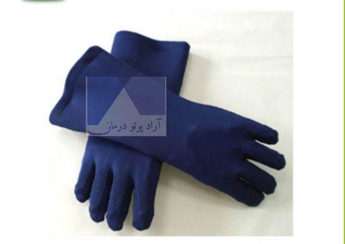 دستکش سربی رادیولوژی